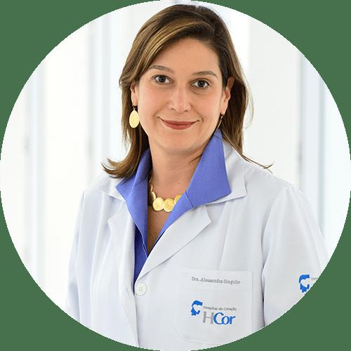Dra. Alessandra A. Gorgulho